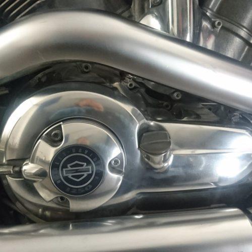 Detailing motocykli